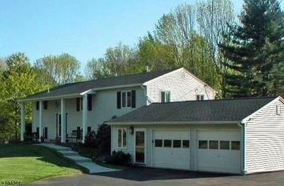 Randolph Twp. Single Family Home For Sale: 170 Morris Tpke