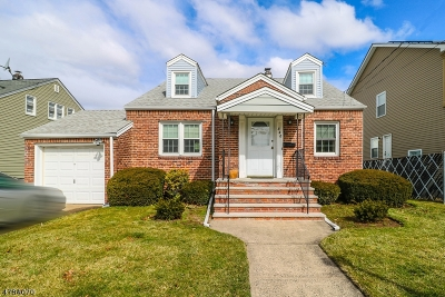 Union Twp. Single Family Home For Sale: 340 Colonial Ave