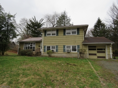 Morris Plains Boro Single Family Home For Sale: 200 Littleton Road