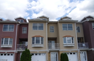 ELIZABETH Condo/Townhouse For Sale: 9 Harbor Front Ct