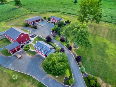 Tewksbury Twp. Single Family Home For Sale: 109 Old Turnpike Rd