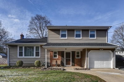 North Brunswick Twp. Single Family Home For Sale: 1308 Cozzens Ln