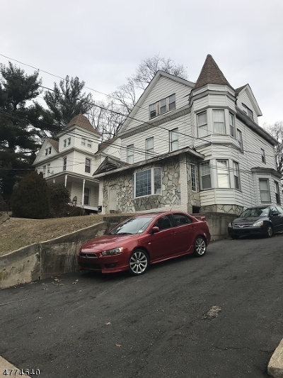 Passaic City Multi Family Home For Sale: 52 Lafayette Ave