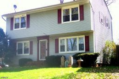Woodbridge Twp. Single Family Home For Sale: 78 6th Ave