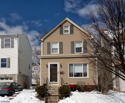 Garwood Boro Single Family Home For Sale: 328 Willow Ave