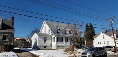 Maplewood Twp. Multi Family Home For Sale: 211-213 Burnett Ave
