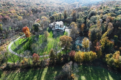 Tewksbury Twp. Single Family Home For Sale: 11 Bridge Hollow Rd