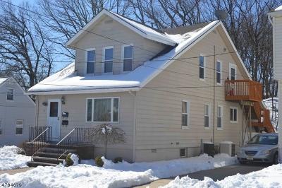 Totowa Boro Multi Family Home For Sale: 37 Hobart Pl