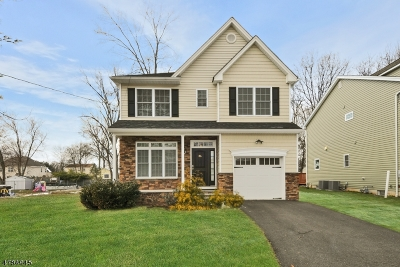 Bridgewater Twp. Single Family Home For Sale: 86 Walnut Ave