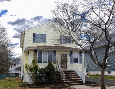 Garwood Boro Single Family Home For Sale: 55 4th Ave