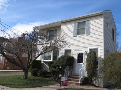 Woodbridge Twp. Single Family Home For Sale: 159 Dunbar Ave