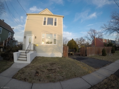 Roselle Park Boro Single Family Home For Sale: 431 Roosevelt St
