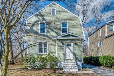 Springfield Single Family Home For Sale: 112 Battle Hill Ave