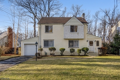Union Twp. Single Family Home For Sale: 244 Forest Dr