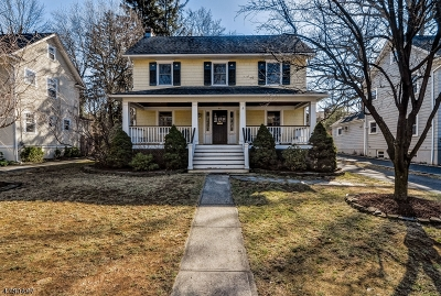 Summit City Single Family Home For Sale: 96 Kent Place Blvd