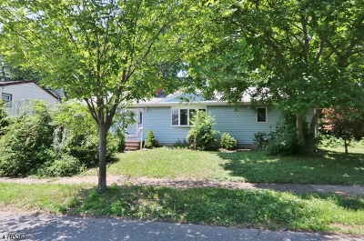 Woodbridge Twp. Single Family Home For Sale: 69 E Pennsylvania Ave