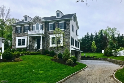 Madison Single Family Home For Sale: 1 Beverly Rd