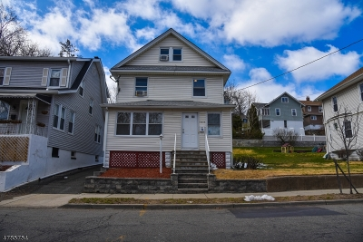 West Orange Twp. Single Family Home For Sale: 135 Rollinson St