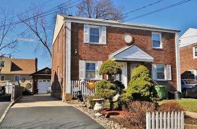LINDEN Single Family Home For Sale: 1112 W Henry St