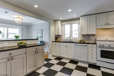 Bernardsville Boro Condo/Townhouse For Sale: 1f Somerset Hills Ct