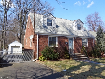 Union Twp. Single Family Home For Sale: 716 Summit Rd