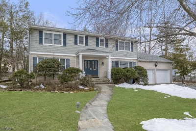West Orange Twp. Single Family Home For Sale: 4 Forest Dr