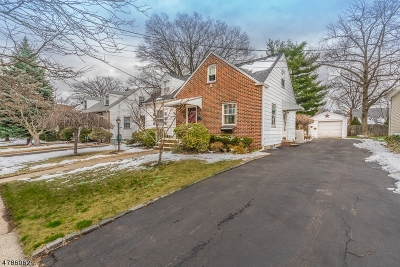 Union Twp. Single Family Home For Sale: 701 Summit Rd