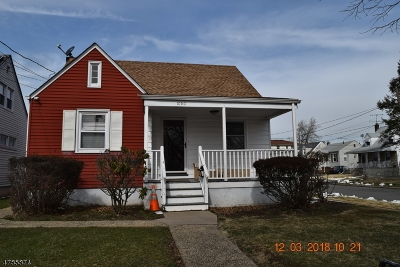 LINDEN Single Family Home For Sale