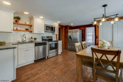 Raritan Twp. Single Family Home For Sale: 23 Cherryville Stanton Rd
