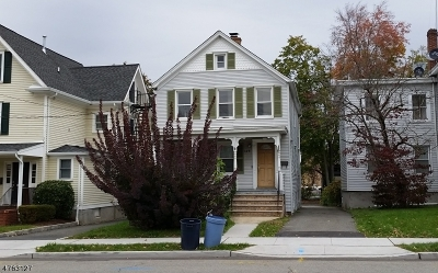 Morristown Town NJ Multi Family Home For Sale: $425,000