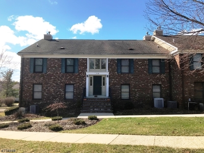 Long Hill Twp Condo/Townhouse For Sale: 3 Sunrise Dr