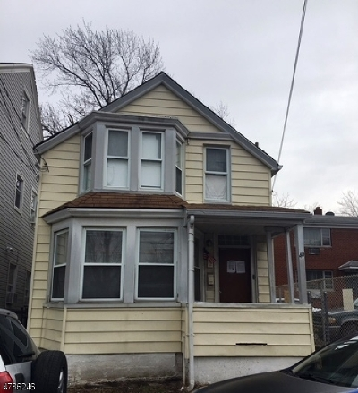 Paterson City Multi Family Home For Sale: 40 Robert St