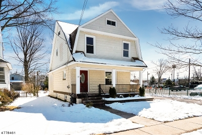 Roselle Park Boro Single Family Home For Sale: 32 Charles St
