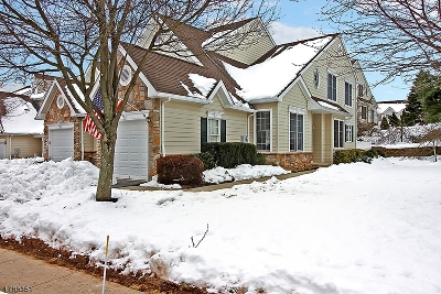 Bernards Twp. Condo/Townhouse For Sale: 55 Patriot Hill Dr