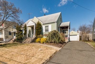 Clark Twp. Single Family Home For Sale: 53 Coldevin Rd