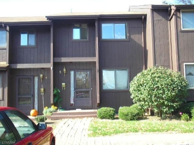Bridgewater Twp. Condo/Townhouse For Sale: 5 Chelsea Way #5