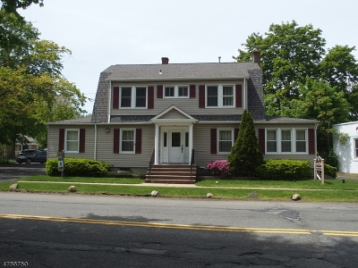 Boonton Town NJ Commercial Lease For Lease: $500