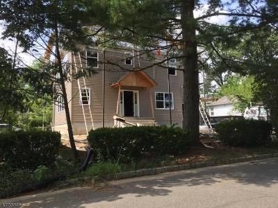 Parsippany-Troy Hills Twp. Single Family Home For Sale: 43 Minnehaha Blvd