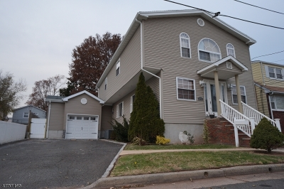 Linden City Single Family Home For Sale: 25 E 14th St