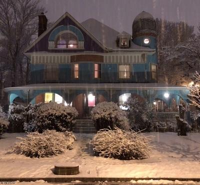 Plainfield City Single Family Home For Sale: 213-17 E 9th St