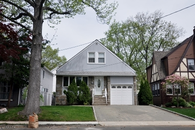 Roselle Park Boro Single Family Home For Sale: 337 E Lincoln Ave