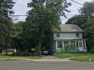 Hanover Twp. Single Family Home For Sale: 72 Mount Pleasant Ave
