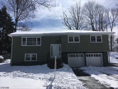 West Orange Twp. Single Family Home For Sale: 26 Conforti Ave