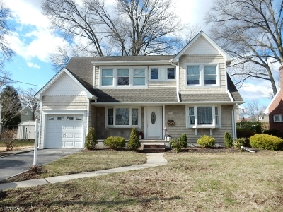 Linden City Single Family Home For Sale: 2723 N Wood Ave