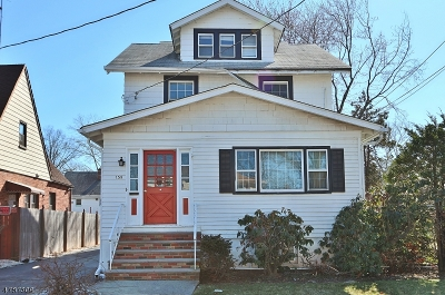Union Twp. Single Family Home For Sale: 135 Sinclair Ave