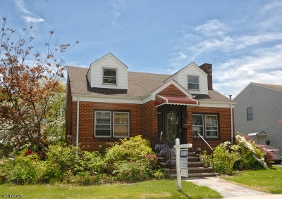 Garwood Boro Single Family Home For Sale: 427 Myrtle Ave