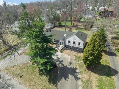South Orange Village Twp. Single Family Home For Sale: 57 Wyoming Ave