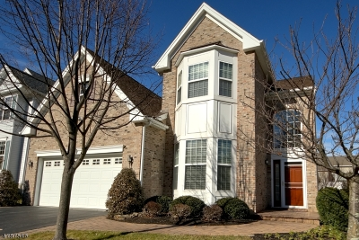 South Brunswick Twp. Single Family Home For Sale: 37 Edgemere Dr
