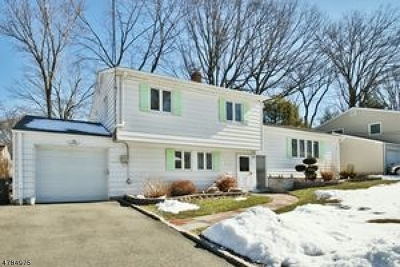 West Orange Twp. Single Family Home For Sale: 11 Bromley Dr