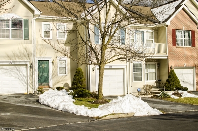 South Brunswick Twp. Condo/Townhouse For Sale: 503 Canterbury Way #503